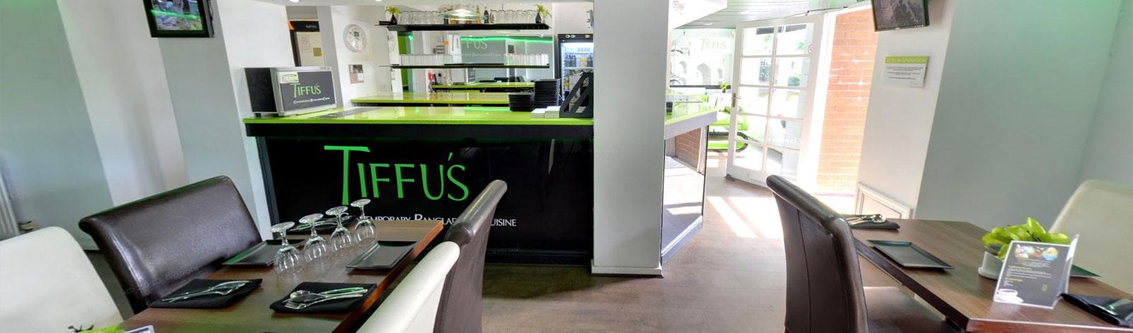 Tiffus Indian and Bangladeshi Restaurant
